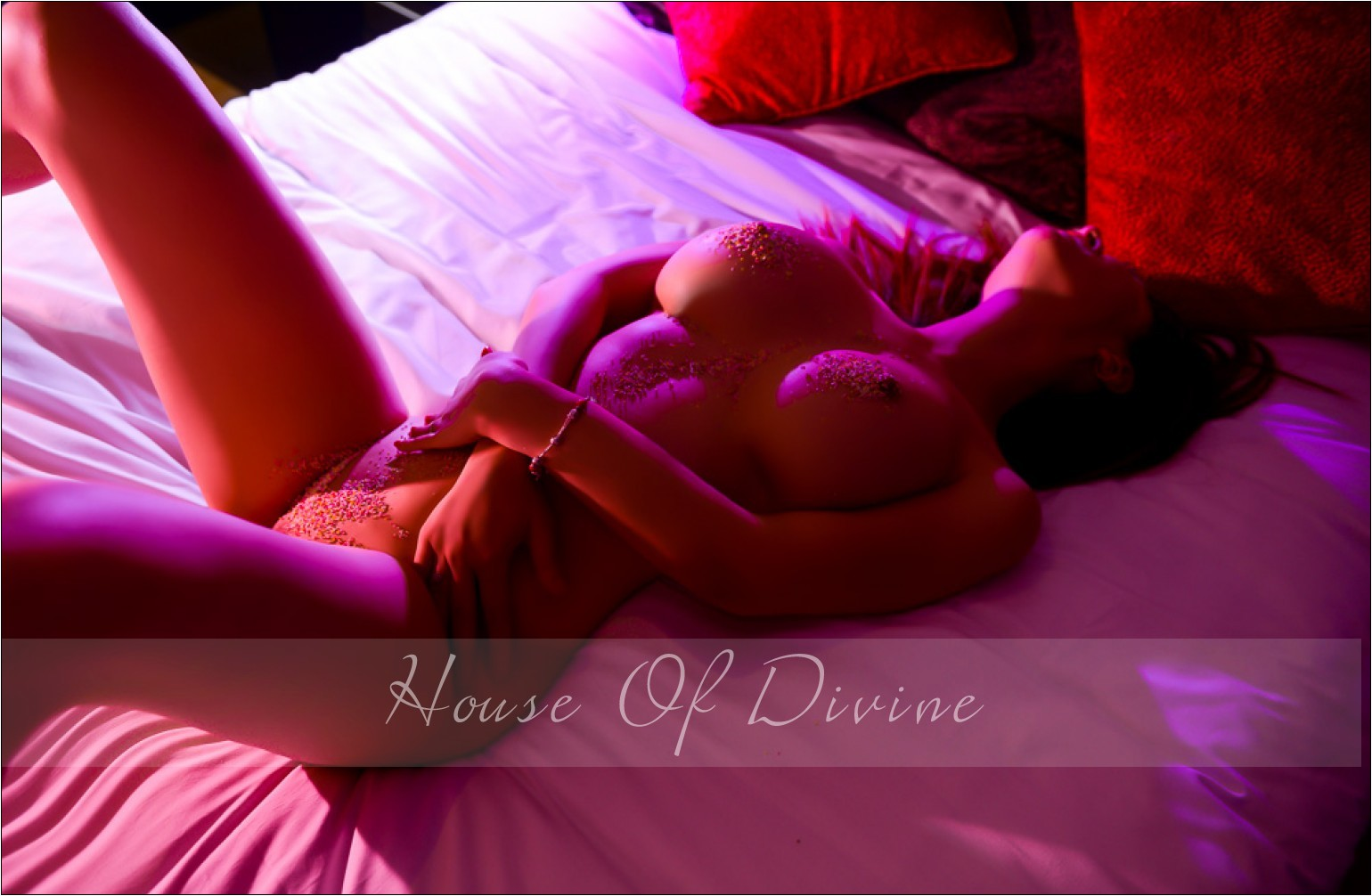 Ruby at House Of Divine Escorts