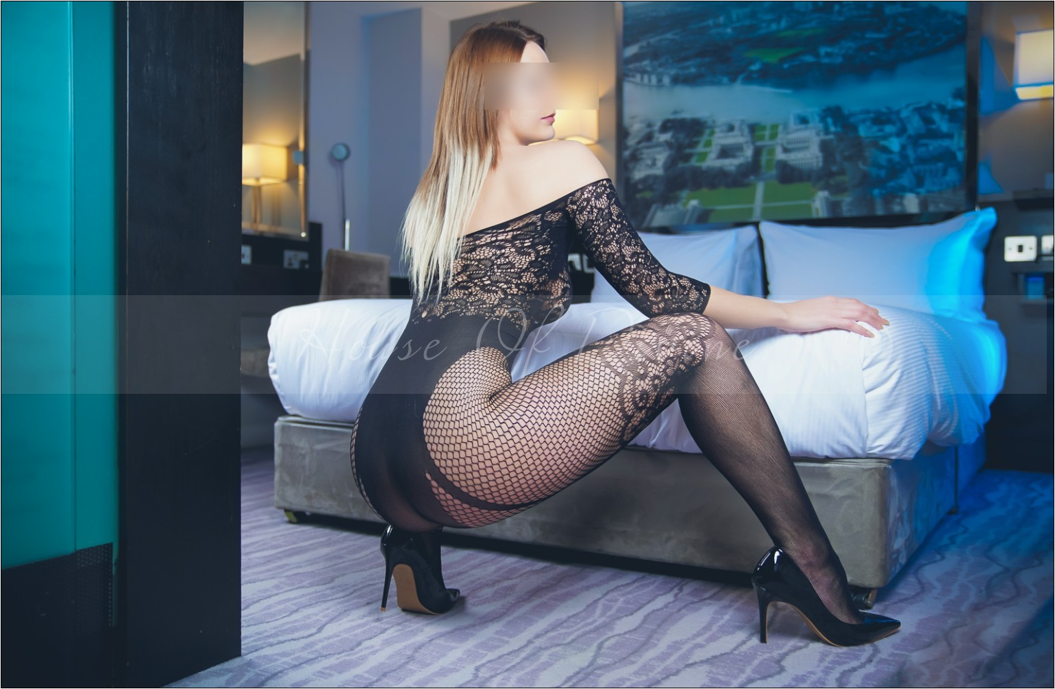 Adrienne at House Of Divine Escorts