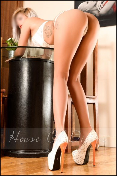 Kirsty at House Of Divine Escorts