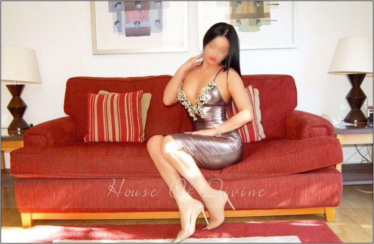 Gabriela at House Of Divine Escorts