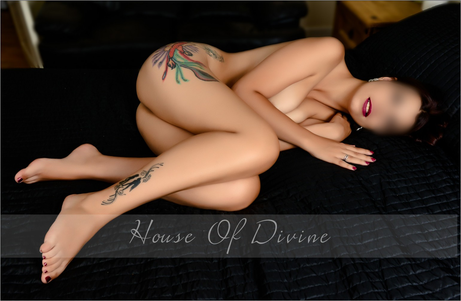 Belle at House Of Divine Escorts