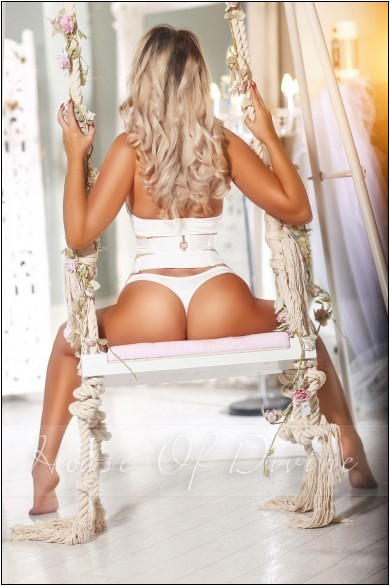 Alexia at House Of Divine Escorts