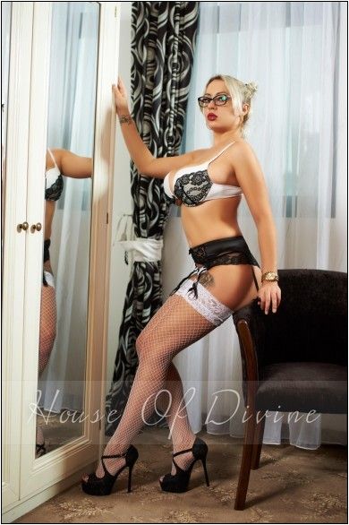 Alexandra at House Of Divine Escorts