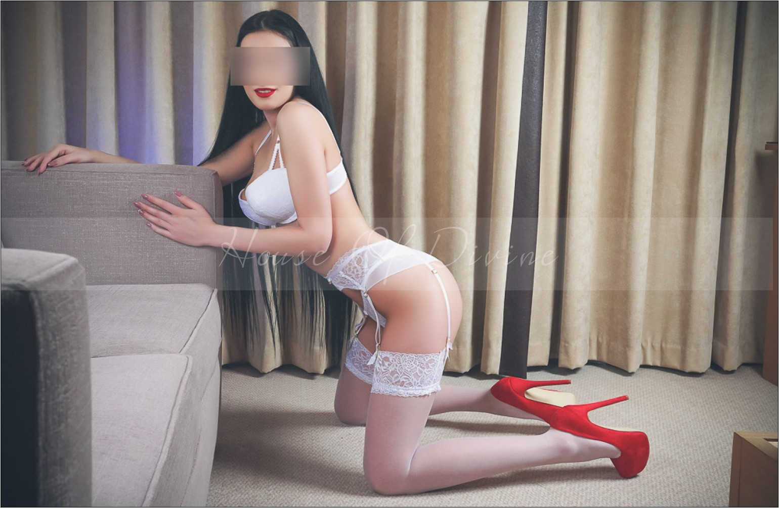 Jamiee at House Of Divine Escorts