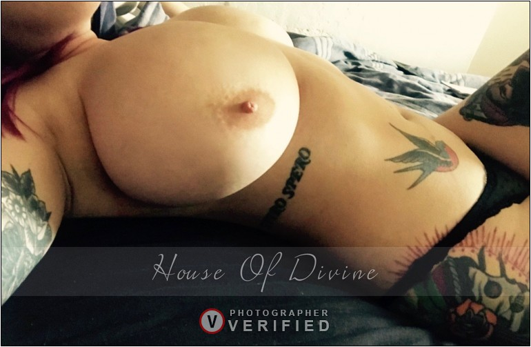 Flora at House Of Divine Escorts