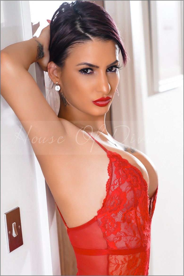 Alexa at House Of Divine Escorts