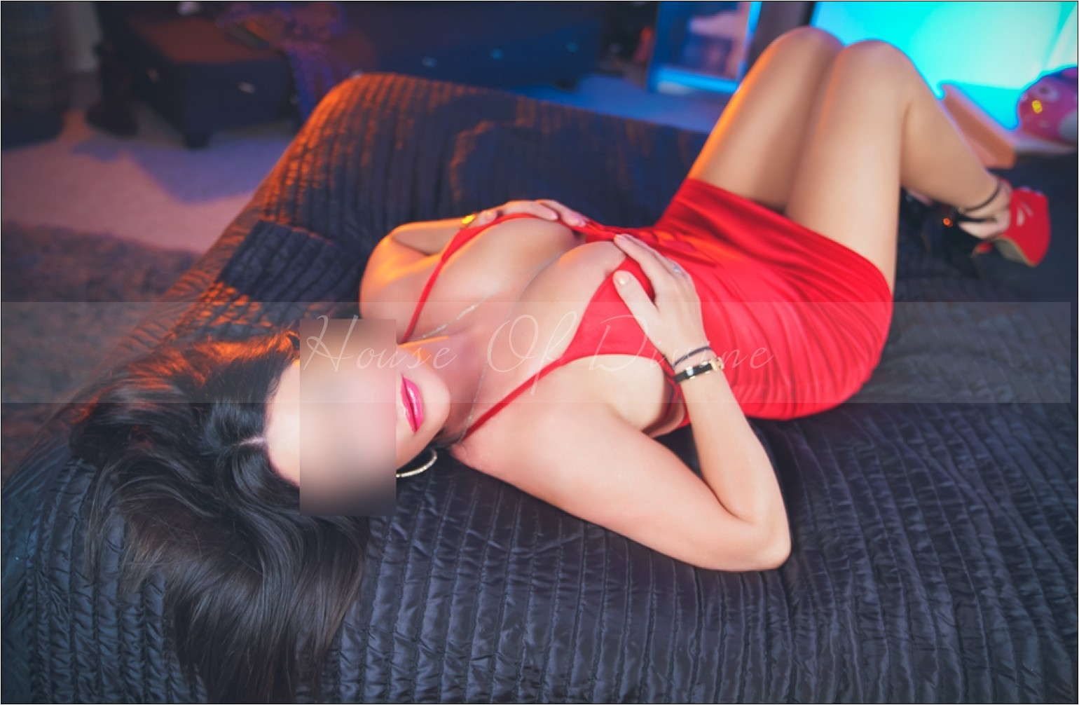 Olivia at House Of Divine Escorts