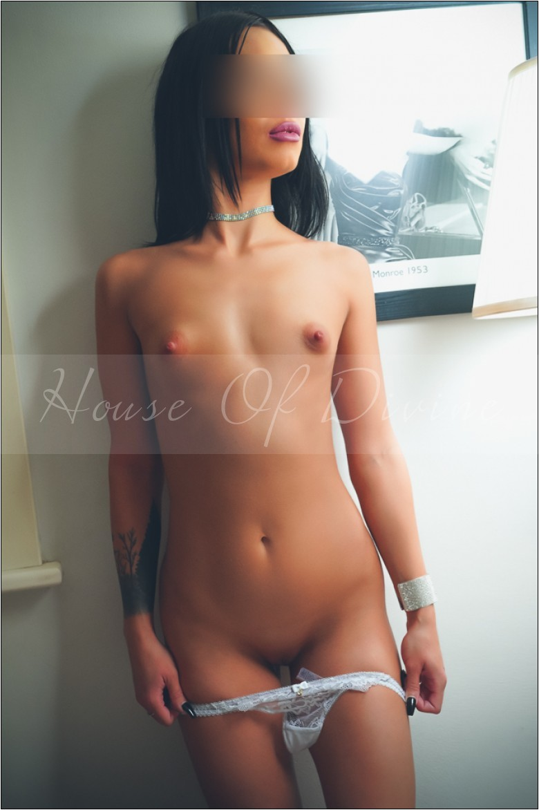 April at House Of Divine Escorts