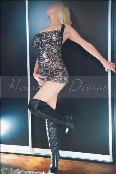 Ava at House Of Divine Escorts