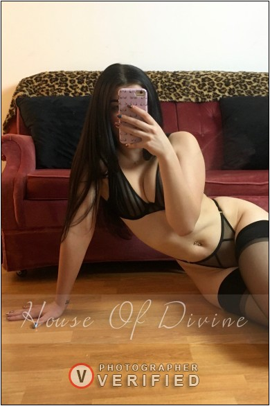 Sloane at House Of Divine Escorts