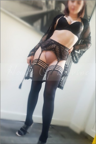 Lucille at House Of Divine Escorts